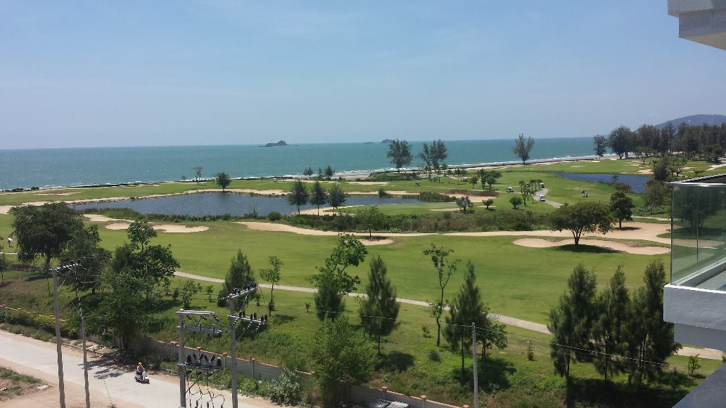 Ban View Viman golf course view